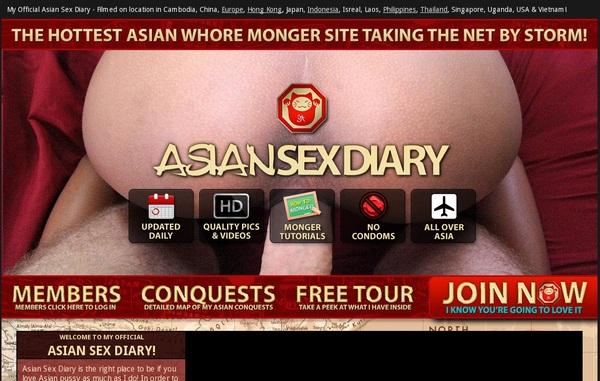 Asian Sex Diary Upcoming