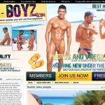 B-boyz Payment Form