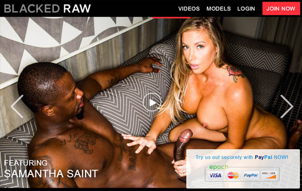 Blacked Raw Page