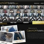 Czechgaytoilets.com Freeones