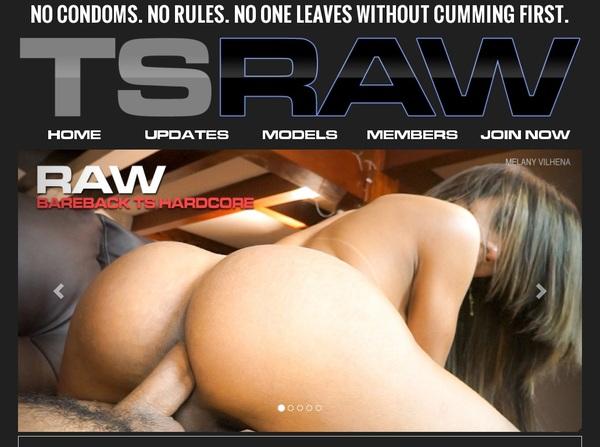 Free TS Raw Trial