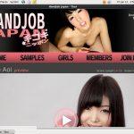 Handjob Japan Paypal Register
