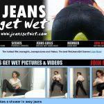 Jeans Get Wet $1 Porn Trial