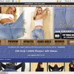 Jeansbabes.com Webbilling