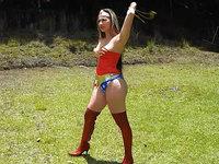 New Age Superheroines superheroines