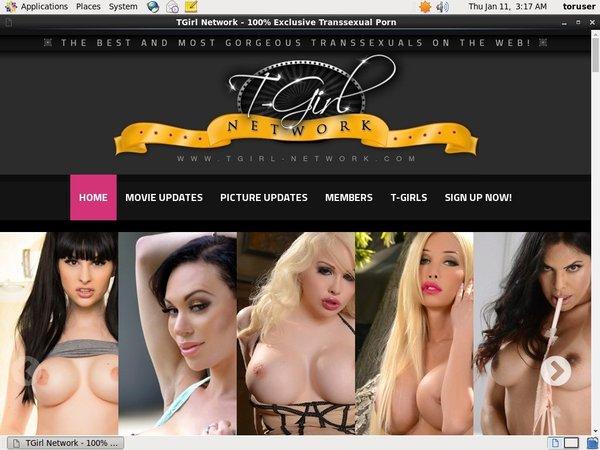 T Girl Network Member Discount