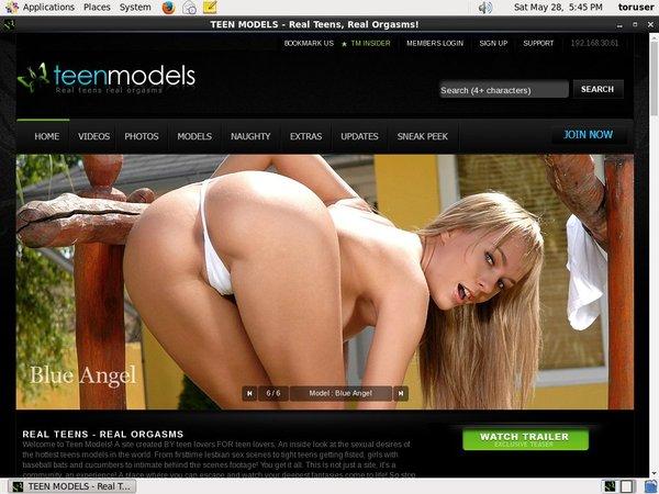 Teenmodels.com Check Out