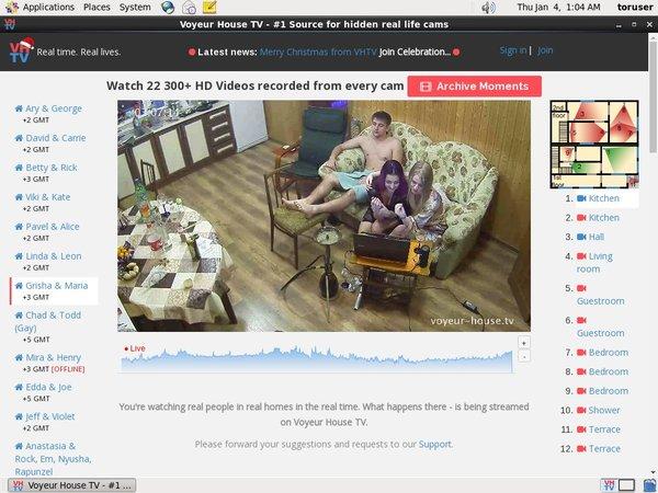 Voyeur House TV Watch