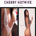Cherry Hot Wife Women