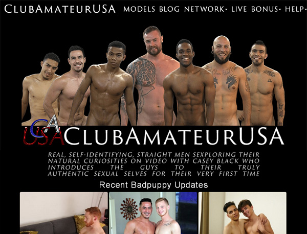 Club Amateur USA Discount Free Offer