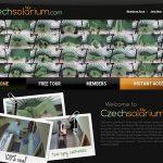 Czech Solarium Promo Link Code