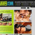 Get Discount Tranny.com
