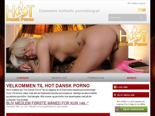 Hot Dansk Porno Get Membership