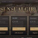 Sensual Girl Members Discount