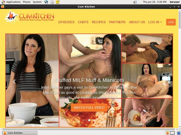 Videos Cumkitchen.com Free