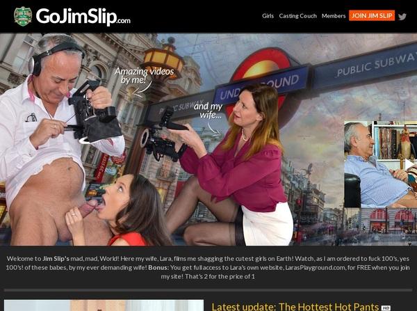 Join Go Jim Slip For Free