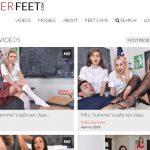Love Her Feet Join By EU Debit