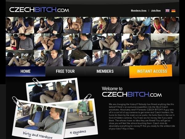 Czechbitch.com Promotion