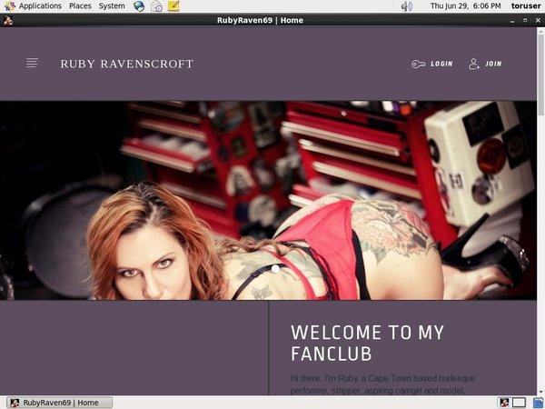 RubyRaven69 Porn Discounts