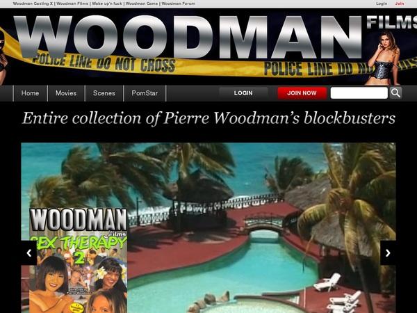 Woodman Films Reduced Rate