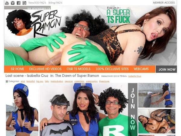 Super Ramon Join Free