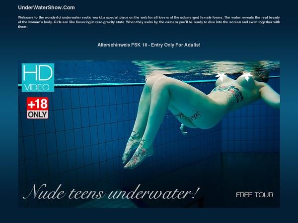 Underwater Show Discount Code
