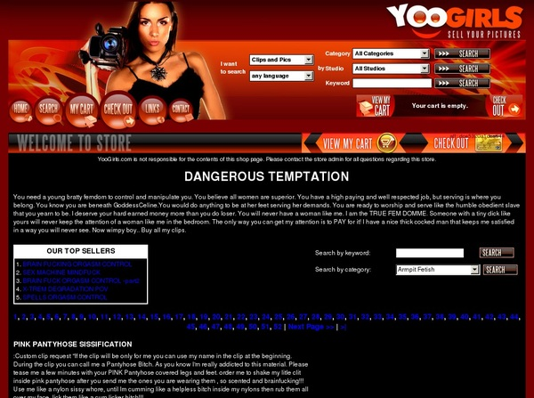 Get Free DangerousTemptation Account