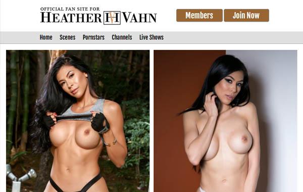 Heather Vahn Sign In