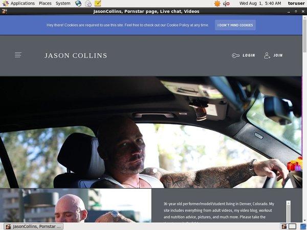 Jason Collins Page
