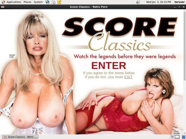 Get Free Score Classics Account