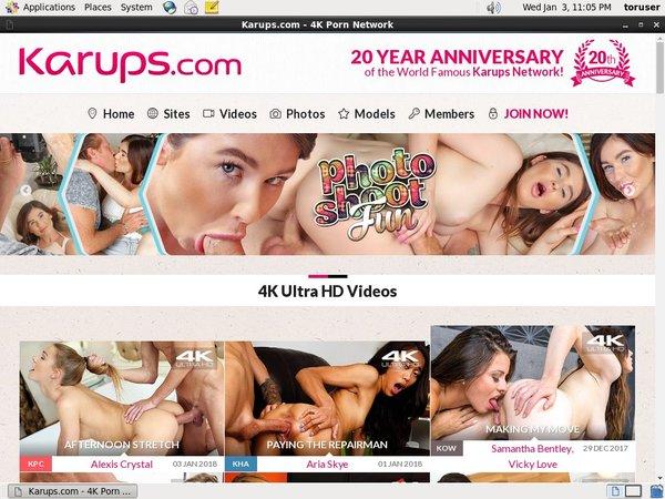 Karups Site Rip