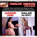 Chocolate Models Clips