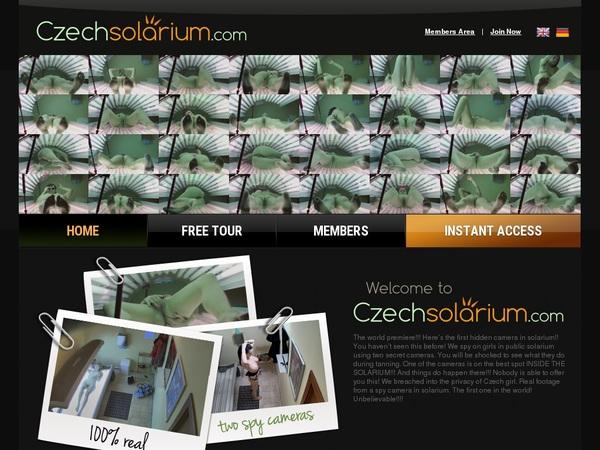 Czechsolarium Discount Free