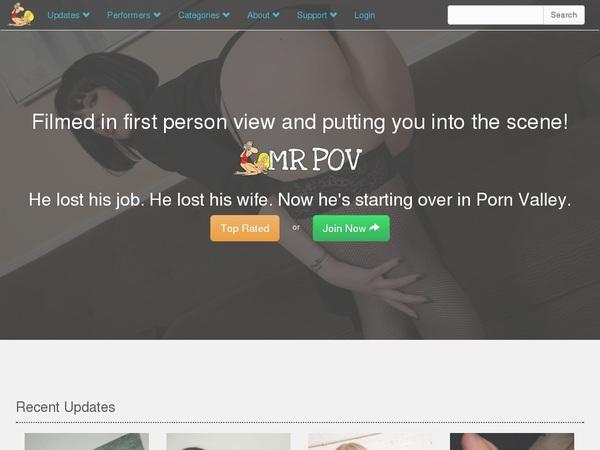 Mr Pov Credits