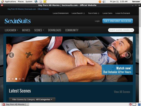 Sex In Suits Crear Cuenta