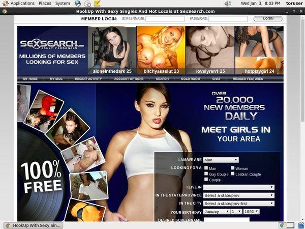 Sex Search Episodes