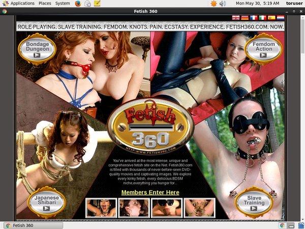 Fetish360.com Discount On Membership