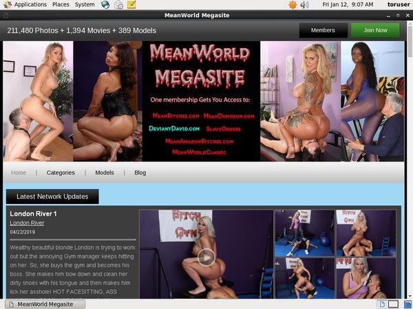 Meanworld.com Descuento