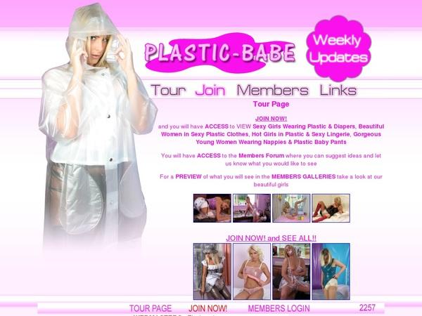 Plastic Babe Trial Promo