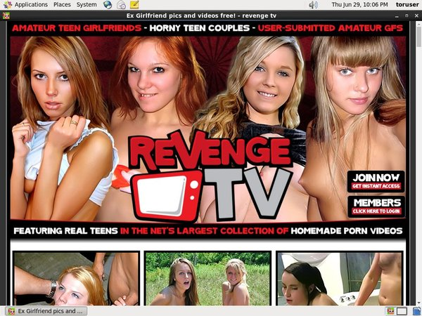 Special Revenge TV Discount Deal