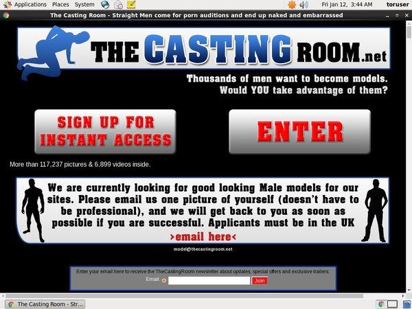 Thecastingroom Membership