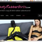Nasty Rubber Girls Ad