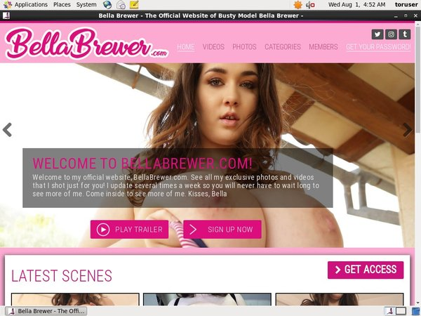 Bella Brewer Full Videos