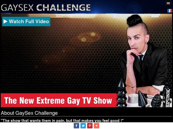 Gay Sex Challenge Discount Deals