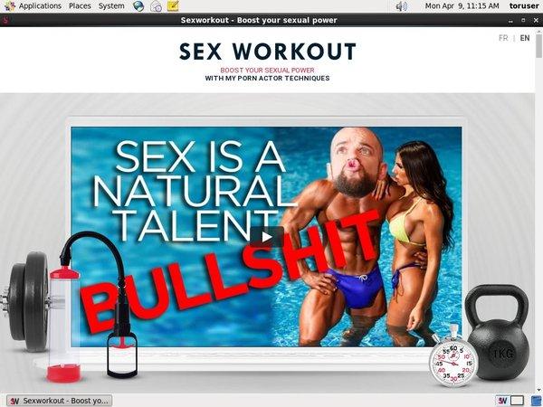 Sex Workout Discount (SAVE 50%)