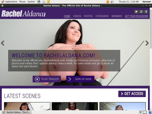 Rachelaldana.com Join By Direct Pay