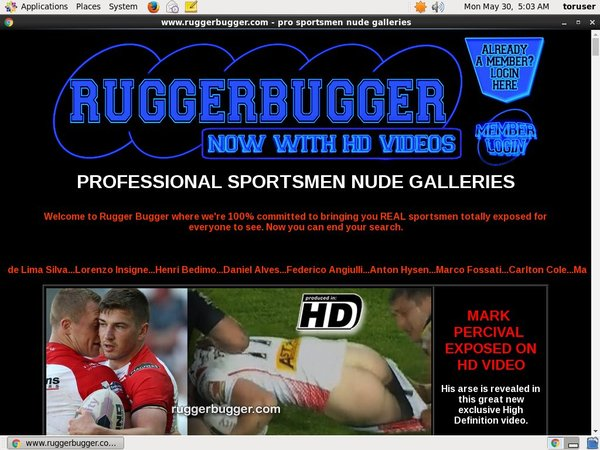 Rugger Bugger Discount Links