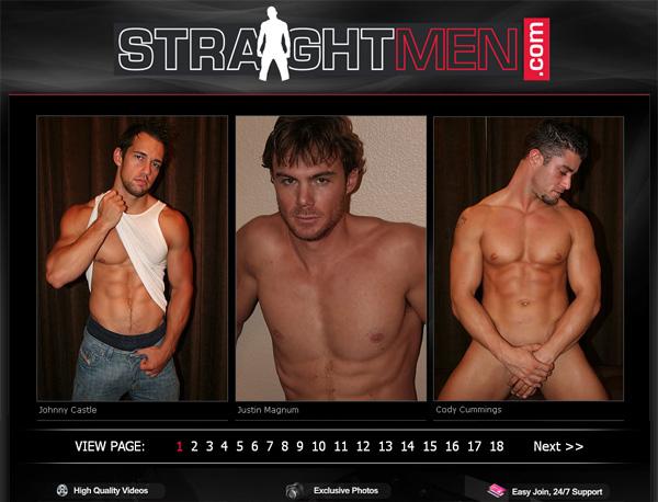 Straight Men Sofort Zugang