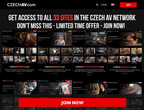 Czechav.com Order Page