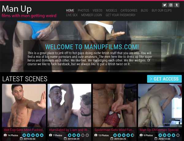 Manupfilms.com Debit Card